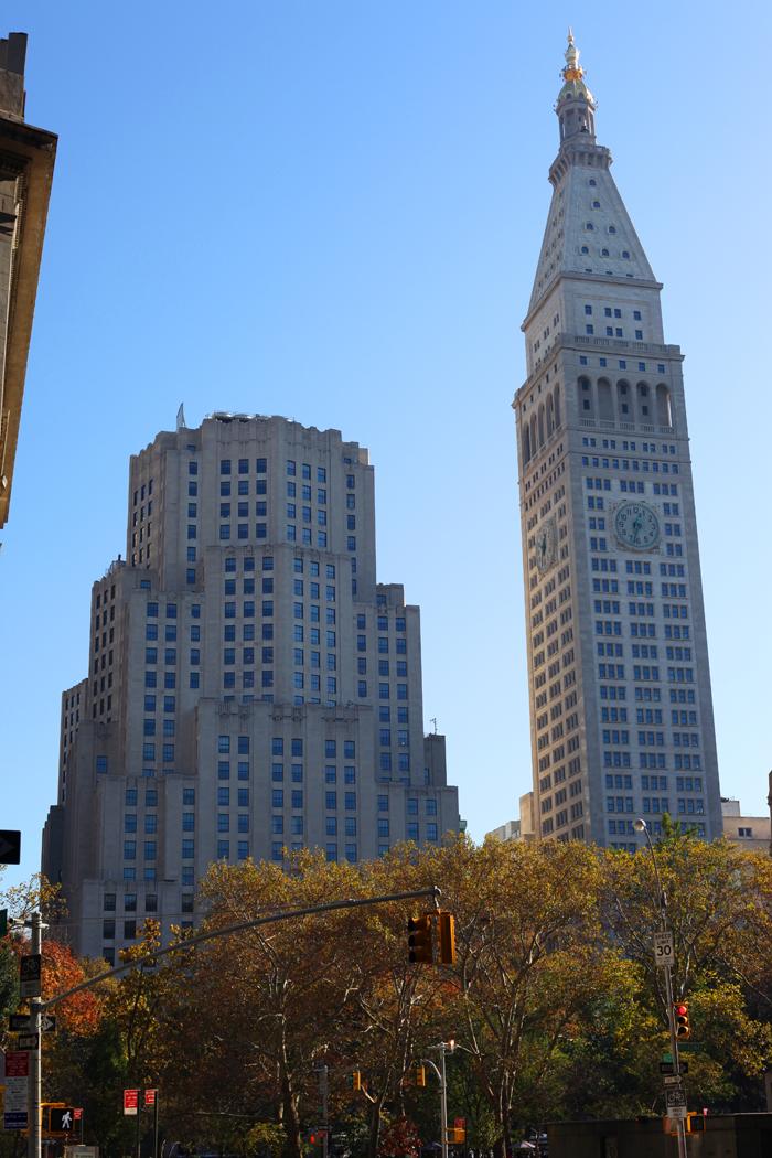 Met Life Building, Madison Square Park